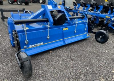 SPECIAL OFFER ON NEW HOLLAND ROTOVATORS