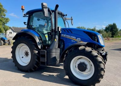 2018 NEW HOLLAND T6.180 50kph ELECTRO COMMAND