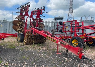 VADERSTAD RST 630 REXIUS TWIN